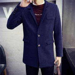 Hawoo - Button Coat