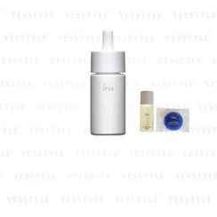 IPSA - Whiten Care Limited Kit: White Process Essence EX 20ml + The Time Reset Aqua 30ml+ Cleansing Marine Cake 11g