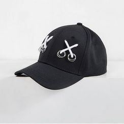 MRCYC - Cross Strap Hoop Baseball Hat