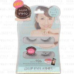 D-up - Secret Line Brown Mix Eyelashes (#926 Cute Eye)