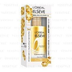 L'Oreal 欧莱雅 - Elseve La Creme Lavante 滋润洁肤霜 (花园柑橘香味)