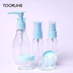 TOORUNE - Set of 5: Travel Container