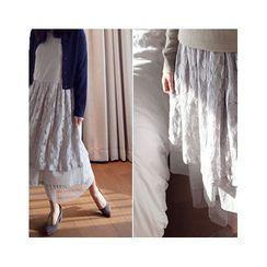 MASoeur - Sleeveless Layered Tulle Dress
