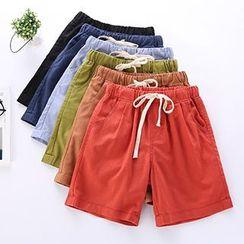 Heybabe - Plain Shorts