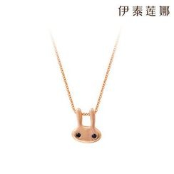Italina - Rabbit Necklace