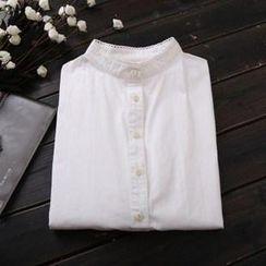 Rosadame - 中式领衬衫
