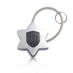 MILESI - Star Keychain