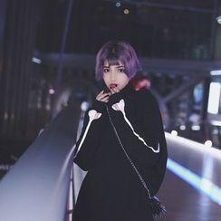 Eva Fashion - Printed Hoodie
