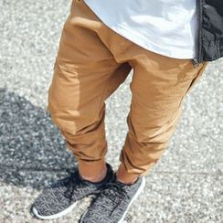 SeventyAge - Gather Cuff Pants