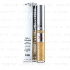 Lancome 兰蔲 - Gloss In Love Lip Gloss - # 102 Golden Riviera