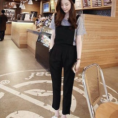 Fashion Street - Plain Dungaree