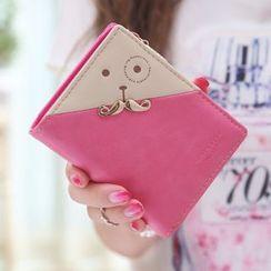 Eustoma - Animal Colour Block Wallet