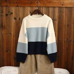 tete - 插色毛衣