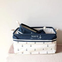 Timbera - Anchor Print Basket