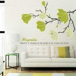 LESIGN - Flower Wall Stickers