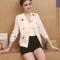 EFO - 刺繡薄夾克