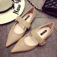 Super ME - Pointy-Toe Flats