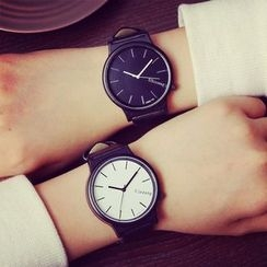 Bingle - Couple Matching Strap Watch