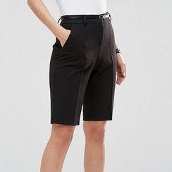 Richcoco - Plain Shorts