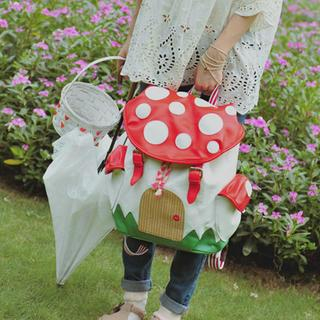 SUPER LOVER - Mushroom Backpack