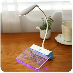 Momoi - Night Lamp with Transparent Notice Board