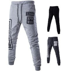 Peibo - Printed Sweatpants