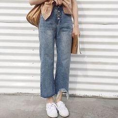 Mango Home - Wide Leg Jeans