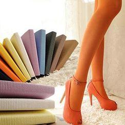 NANA Stockings - Ribbed Tights