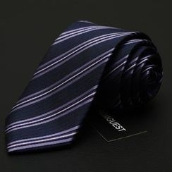 Romguest - Striped Neck Tie