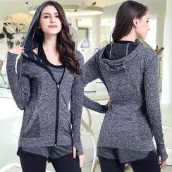Demiel - Hooded Sweatshirt