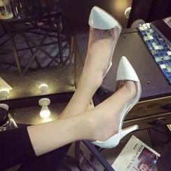HOONA - 尖頭高跟鞋