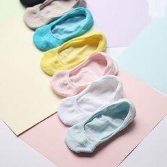 Gemini - Cotton No Show Socks
