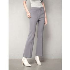 GUMZZI - Boot-Cut Pants