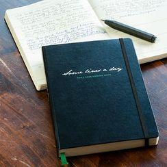 Neverland - Lettering Notebook (Medium)