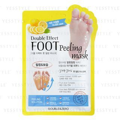 Double & Zero - Double Effect Foot Peeling Mask