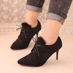 IYATO - Lace-Up Pumps