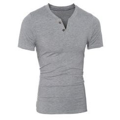 Hansel - V-Neck T-Shirt
