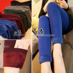 QZ Lady - Fleece Lined Leggings