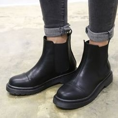 SouthBay Shoes - Gusset Ankle Boots