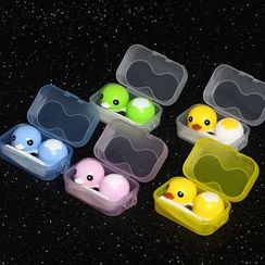 Lens Kingdom - Duck Contact Lens Case