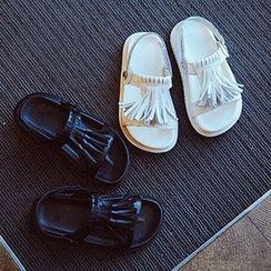 BOOM Kids - Kids Tassel Sandals