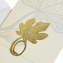 ioishop - Maple Bookmark - Golden