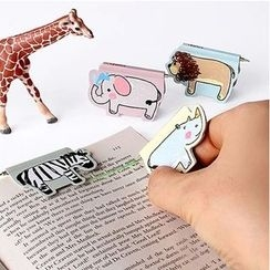 Hera's Place - Animal Magnetic Bookmark Pen