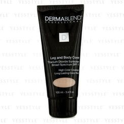 Dermablend - Leg and Body Cover SPF 15 (Full Coverage and Long Wearability) - Beige