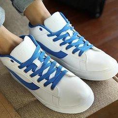 Easy Steps - Contrast-Trim Sneakers