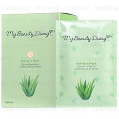 My Beauty Diary - Aloe Vera Mask (English Version)