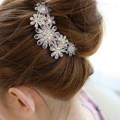 Seoul Young - Rhinestone Hair Comb