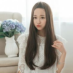 Hairess - Long Half Wig - Straight