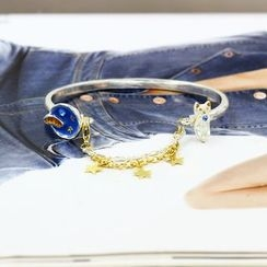 Ginga - Cat Galaxy Bangle