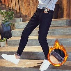 Masowild - Fleece Lined Slim-Fit Jeans